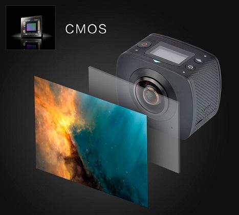 Камера SITITEK SVR360 способна снимать полноценное FullHD видео и делать качественные панорамные снимки