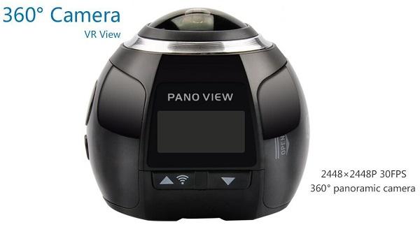 Эта компактная и относительно недорогая экшн-камера обладает на удивление качественной оптикой и богатым набором функций (нажмите на фото для увеличения)