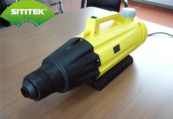 Ручной многоцелевой генератор тумана SITITEK YM02 отлично подходит как для профессионального, так и для частного использования