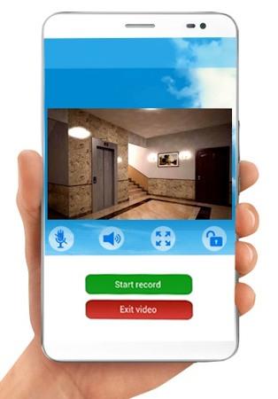 """Видеоглазок """"SITITEK i8"""" может транслировать видеоизображение на устройства iOS и Android"""