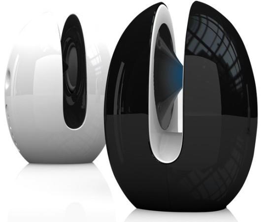 Перед вами стильная и функциональная акустическая колонка, соединяющаяся с источником звука по Bluetooth