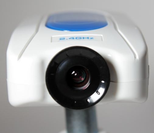 """Камеры из видеокомплекта """"SITITEK Home"""" оборудованы объективами с углом обзора 45 °"""