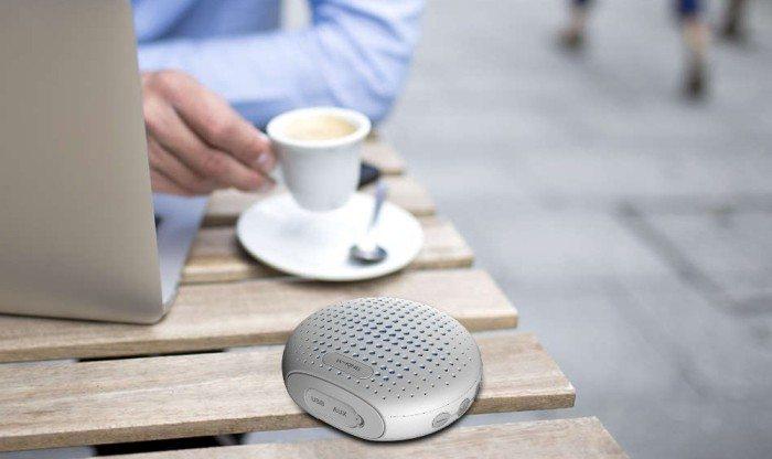 Аудиоколонка SITITEK S4 идеально подходит для эксплуатации как в помещении, так и за его пределами