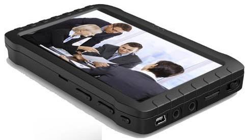 Монитор наделен функцией автоматического сохранения фотоснимков и видеозаписей с камеры