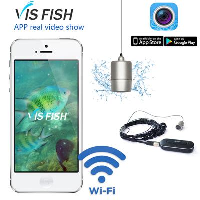 Wi-Fi соединение действует на расстоянии до 30 метров