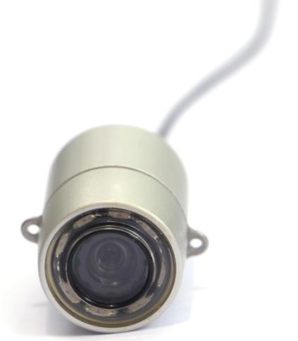 Собственный вес этой миниатюрной видеокамеры составляет всего 2 грамма