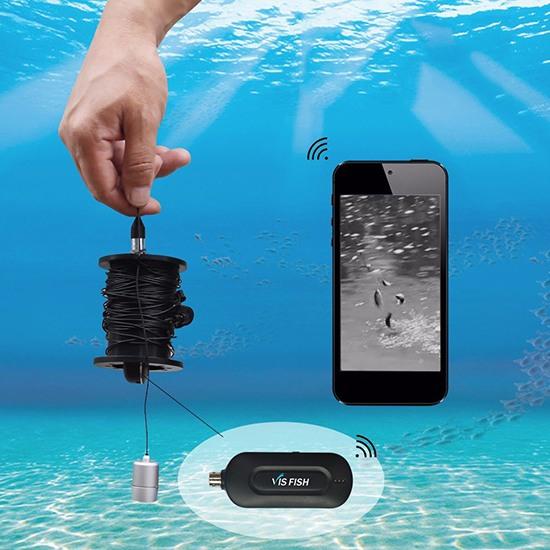 SITITEK VSH 4 — суперлегкая  миниатюрная видеокамера для рыбалки