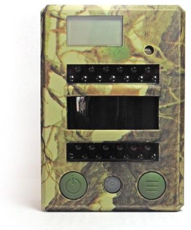 Камуфляжная окраска обеспечит фотоловушке SITITEK iHunt E незаметность в лесу