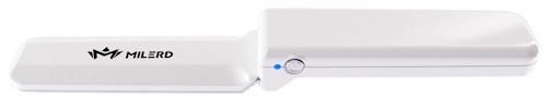 Стерилизатор питается от четырех батареек ААА и от порта USB