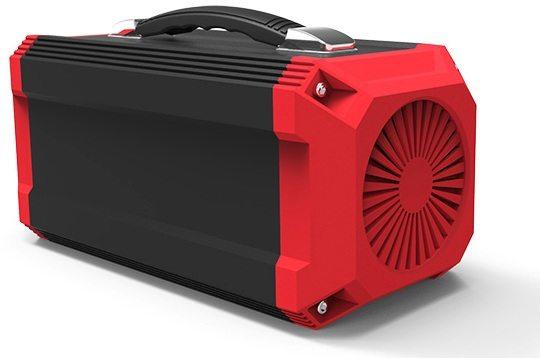"""Прибор снабжен """"умным"""" вентилятором, отличающимся тихой работой и обеспечивающим эффективное охлаждение аккумуляторной батареи"""