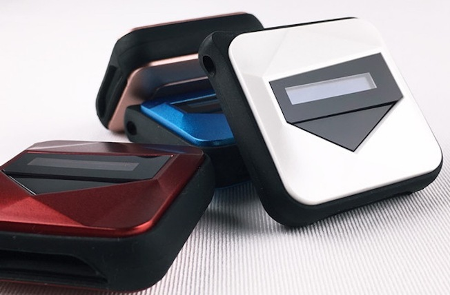 """Алкотестер с электрохимическим датчиком """"WearSmith"""" – одна из самых маленьких среди существующих моделей!"""