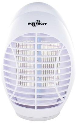 Новый, усовершенствованный уничтожитель комаров от Weitech имеет компактные размеры и стильный дизайн (нажмите на фото для увеличения)