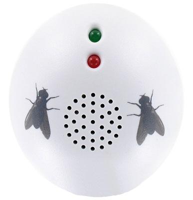 Прибор имеет строгий минималистический дизайн — о его активности во время работы сигнализируют только 2 светодиода (нажмите на фото для увеличения)