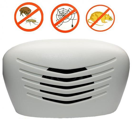 """Ультразвуковой отпугиватель """"Weitech-WK220"""" поможет прогнать не только грызунов, но и насекомых"""