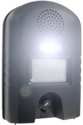 """Отпугиватель животных """"Weitech WK0052"""" в режиме световых вспышек"""