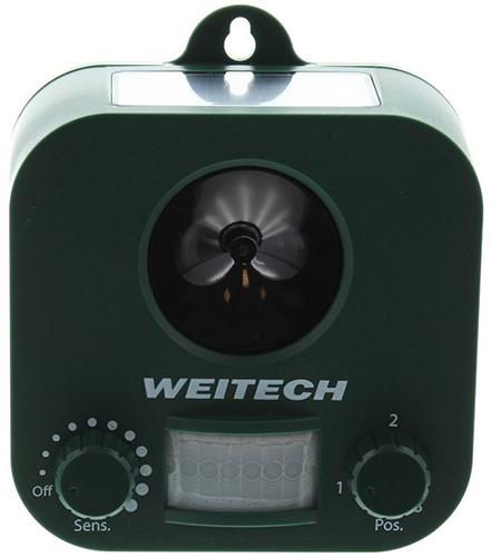 Отпугиватель Weitech WK0053 — эффективное решение проблемы с бродячими животными возле вашего дома, дачи, детской площадки, места отдыха и т.п.