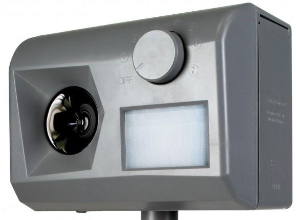"""Ультразвуковой отпугиватель собак """"Weitech WK0055 - Garden Protector 3"""""""