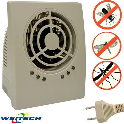 """Уничтожитель комаров """"Weitech WK0112"""" быстро избавит вас от надоедливых комаров, мух, моли"""