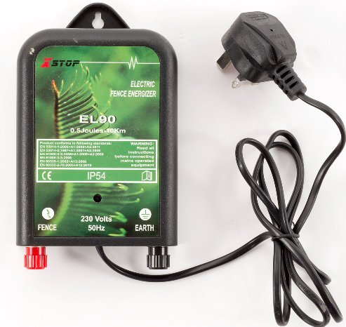 """Основным узлом системы """"X-Stop 10"""" является генератор электрических импульсов, выполненный в компактном корпусе"""