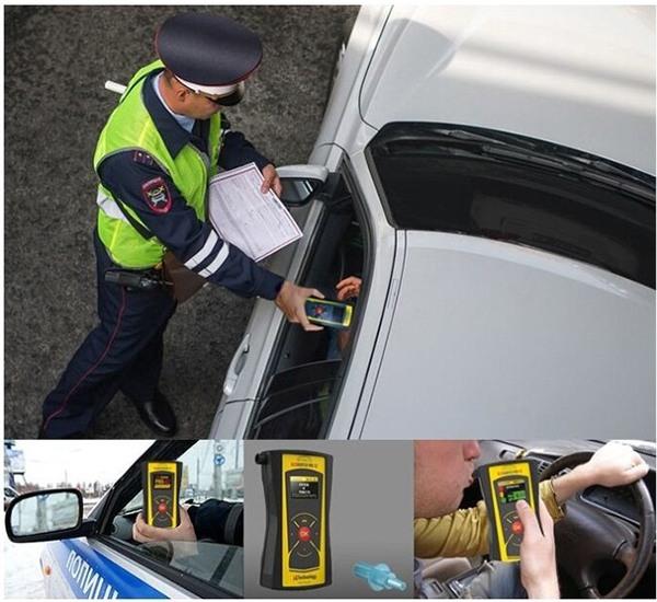 """""""AlcoHunter Professional X2"""" настолько точный, что его используют даже сотрудники ГИБДД для проверок водителей на дорогах"""