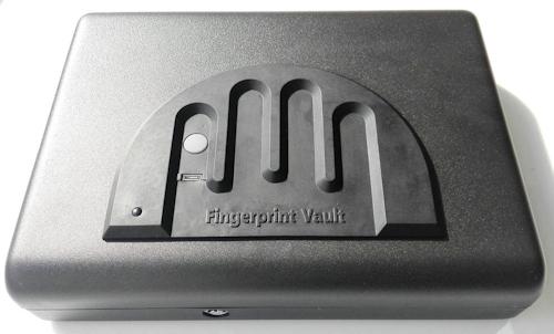 """Сейф """"Ospon 500SDT"""" оснащен сенсором отпечатка пальца"""