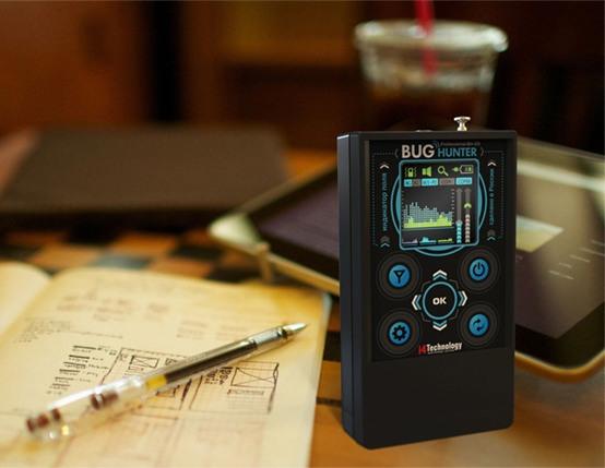 Детектор жучков BugHunter Professional BH-03