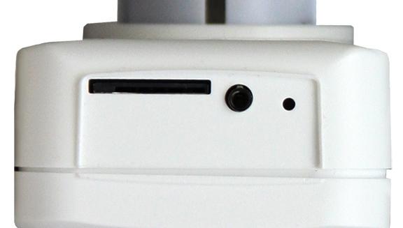 """Разъем """"Джек"""" 3,5 мм для подключения внешних датчиков"""