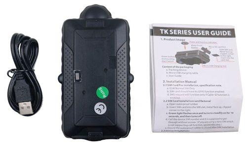 "Комплектация GPS трекера ""Smart Magnet 3G"""