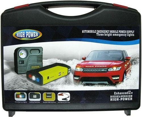 """""""High Power TM15"""" с аксессуарами поставляется в компактном чемоданчике"""