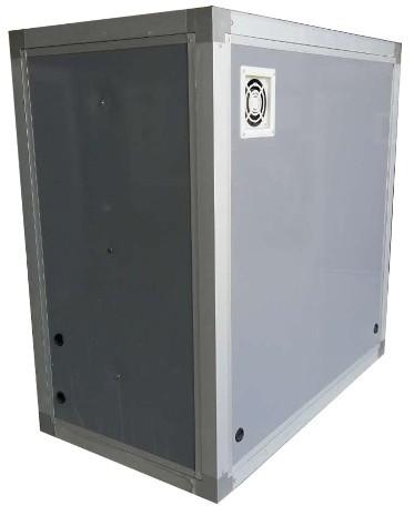 """Промышленный инкубатор """"HHD 264"""". Вид сзади"""