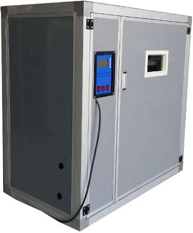 Занимая минимум свободного пространства, данный аппарат эффективно заменяет сразу несколько домашних инкубаторов!