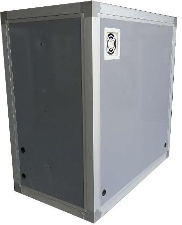 """Промышленный инкубатор """"HHD880"""". Вид сзади"""