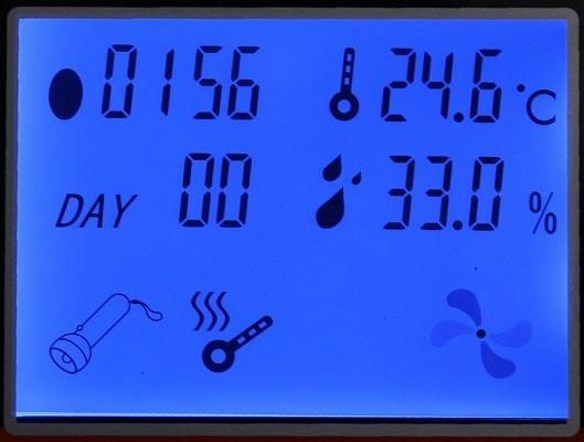 Информативный ЖК дисплей предоставляет пользователю исчерпывающие данные о микроклимате внутри инкубатора и позволяет точно регулировать каждый отдельный параметр