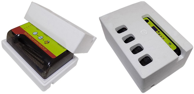 Прибор способен поддерживать оптимальный микроклимат во всем пространстве инкубационной камеры