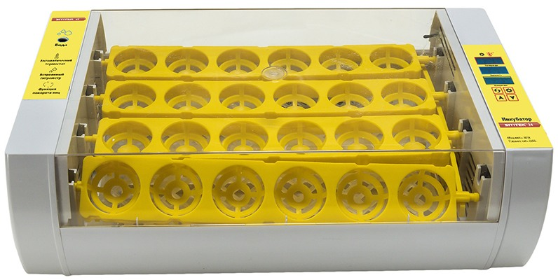 """""""SITITEK 24"""" — портативный автоматический инкубатор для выведения цыплят и других видов птицы"""