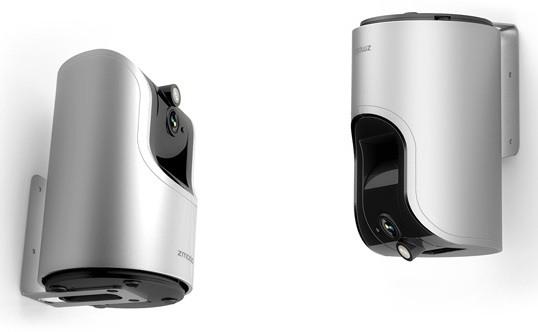 Камеру можно установить перевернутой на 180 градусов благодаря специальному кронштейну