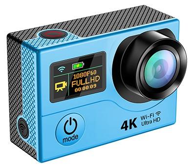 В толщину камера не превышает 21 мм