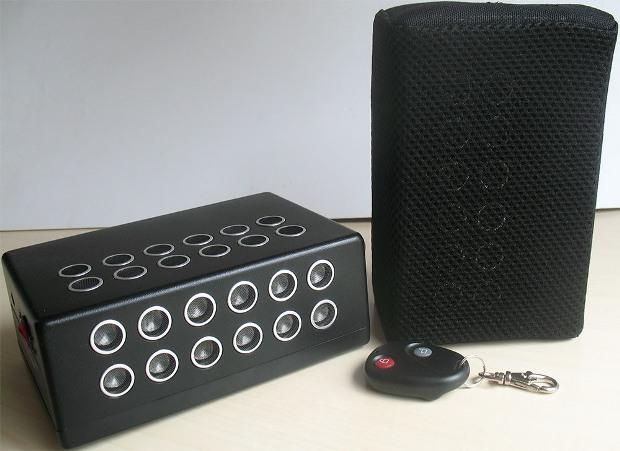 Комбинированный блокиратор подслушивающих устройств