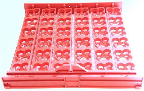 Предлагаемый комплект подходит для совместной эксплуатации с разными моделями автоматических инкубаторов