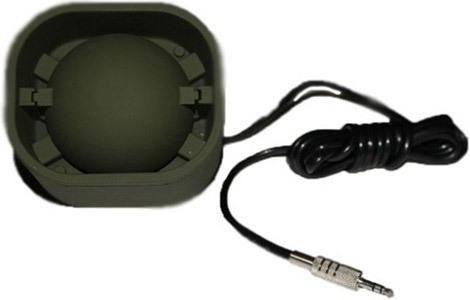 """Электронный манок """"Егерь-6.03ДМ"""" комплектуется внешним динамиком, распространяющим звук на дистанцию до 4000 метров"""