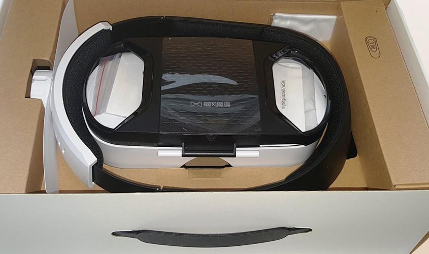 Очки в упаковочной коробке