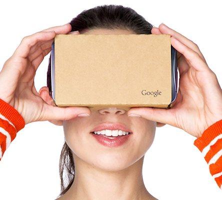"""Очки """"Google cardboard"""""""