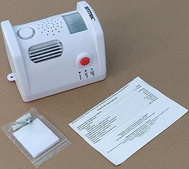 К устройству прилагается набор крепежа и подробная инструкция (увеличение по нажатию)