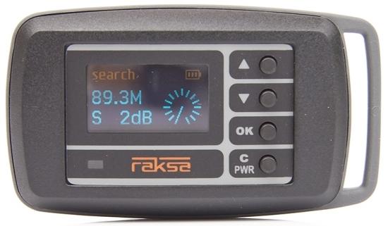 Управление работой индикатора поля осуществляется при помощи четырех кнопок, расположенных в правой части его корпуса