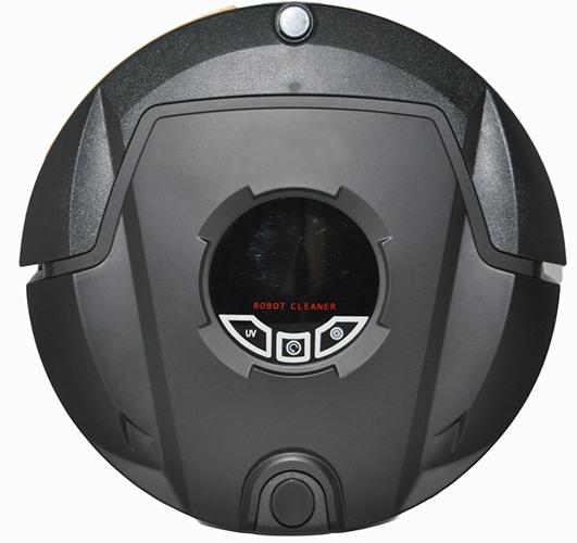 """Робот-пылесос """"310B"""" в корпусе черного цвета"""