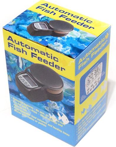 Упаковка автокормушки SITITEK Pets Fish