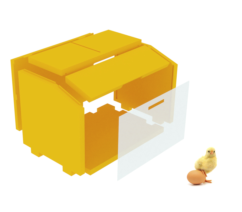 "Автоматический брудер для цыплят ""SITITEK HD 35W"""