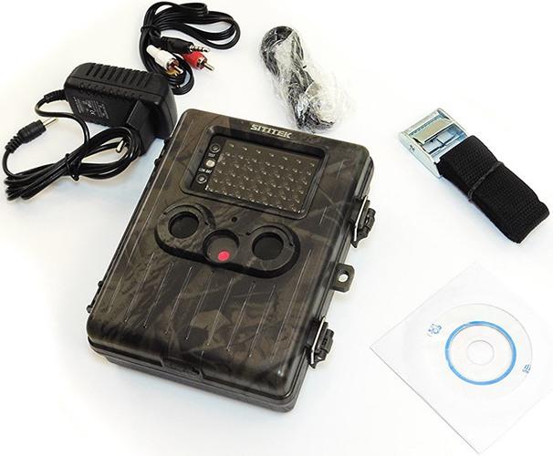 Прибор комплектуется крепежным ремнем, зарядным устройством для АКБ и специальным ПО на диске (увеличение по нажатию)