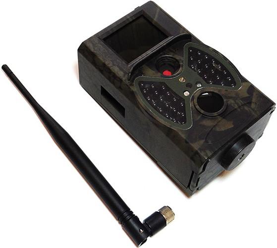 Для расширения зоны уверенного приема передаваемых сигналов прибор оснащен достаточно длинной антенной (увеличение по нажатию)