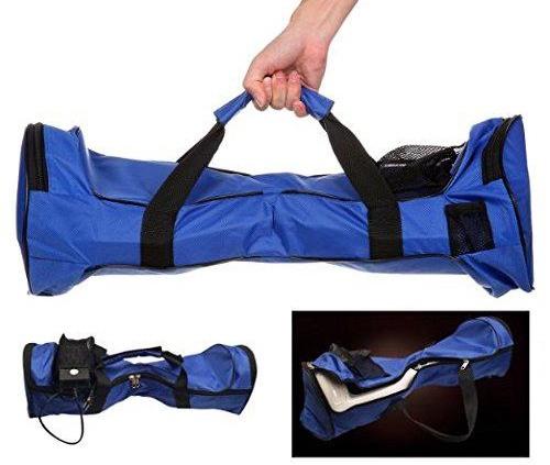 В верхней части сумки есть сетчатый карман для зарядного устройства